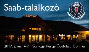 Bonnya Saab-találkozó 2017